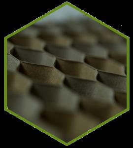 cartone alveolare ecologico